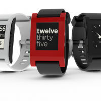 Turn your lights on/off with your Pebble watch and Spark.
