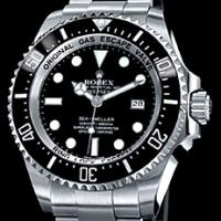 Rolex Deepsea Dive Watch