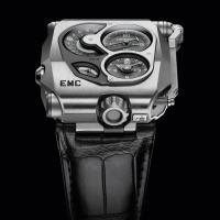 Urwerk EMC is first high-end watch with artificial intelligence.