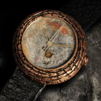 10 Interesting watch materials. From Dung to DNA.