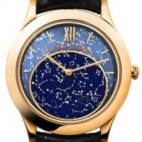 Van Cleef & Arpels Midnight in Paris uses genuine meteorite stone