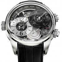 Breva Genie 01. Combination Barometer-Altimeter mechanical watch.