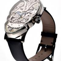 Memento Mori Watch by Fiona Kruger