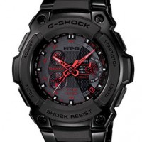 Casio G-Shock. The classic tough watch.