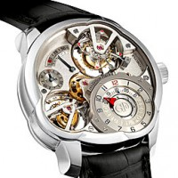 Greubel Forsey Invention Piece No.2. Another technological marvel.