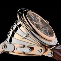 Manufacture Royale Opera. Million Dollar Accordian watch