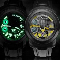 Volna Volnatomic Liquid Tourbillon