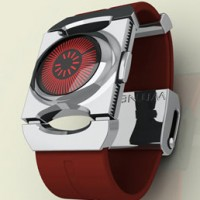WITness Watch Design by Hay Heun. Keep an eye on the time.