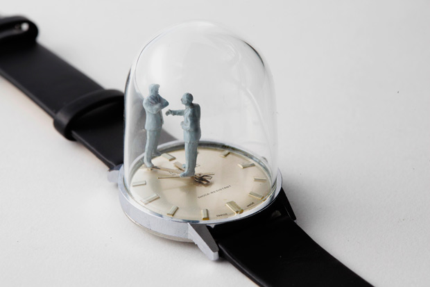 Dominic Wilcox watch